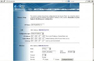 Figura14.Configuracion AP Wi-Fi 3